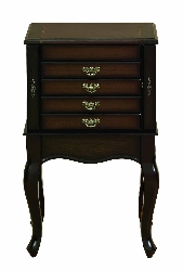 Adriano Wood Jewelry Cabinet