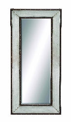 Jaysen Wall Mirror With Thick & Broad Frame