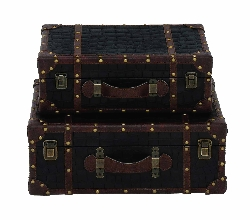Jeevans Luggage Suitcases Set 2