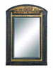 Zadie Wood Frame Mirror