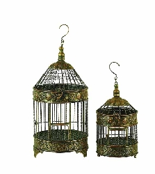 Neva Bird Cage Set 2