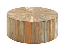 Kuga Reclaimed Wood Coffee Table