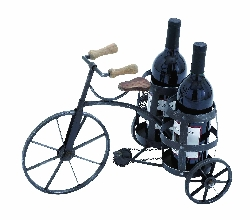 Meher Bicycle Wine Holder