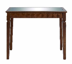 Ezrah Wood Console Table & Frame