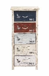 Bember Cool Wood Nautical Chest