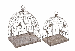 Nikki Bird Cage Set/2