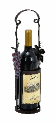 Isai Table One Bottle Wine Holder