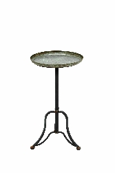 Apple Vintage & Stylish Accent Table