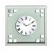 Nathan Art Deco Wall Clock