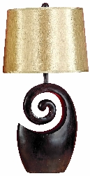 Lucio Abstract Table Lamp