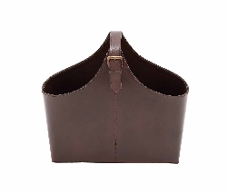 Bonga Leather Magazine Holder
