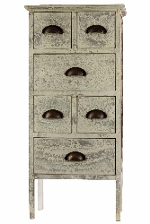 Bonaiuto Wood Odd Drawer Cabinet