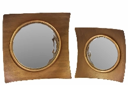Elmi Metal Mirror Set/2