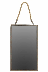 Galli Rectangle Wall Mirror