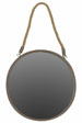 Gallotti Round Metal Mirror