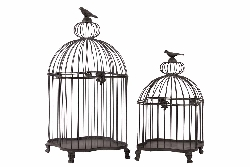 Tanzi Bird Cages Set/2