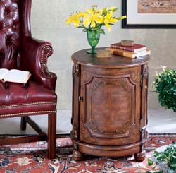 Butler Specialty 0584063 Drum Table