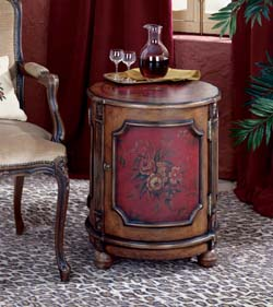 Butler Specialty 0584065 Drum Table