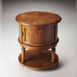 Butler Specialty 1152101 Drum Table