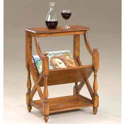 Butler Specialty 1566102 Book Table
