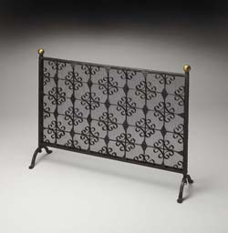 Butler Specialty 2831025 Fireplace Screen