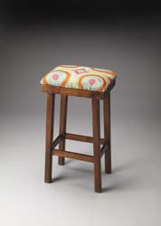 Butler Specialty 4294988 Upholstered Bar Stool