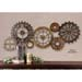 Uttermost 06788 Spare Parts Wall Clock