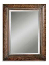 Uttermost 07026B Rowena Decorative Copper Mirror