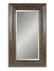 Uttermost 07027B Guenevere Copper Mirror