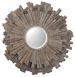 Uttermost 07634 Vermundo Wood Mirror
