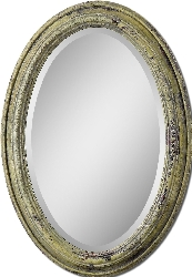 Uttermost 12835 Brizona Yellow Mirror