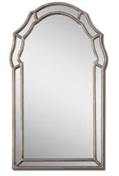 Uttermost 12837 Petrizzi Decorative Arched Mirror