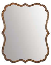 Uttermost 12848 Spadola Copper Mirror
