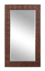 Uttermost 13646 Adel Oversized Bronze Mirror