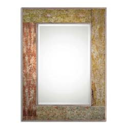 Uttermost 13929 Romy Rust Mirror