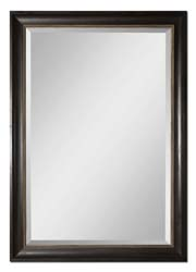 Uttermost 14178 Axton Oversized Black Mirror