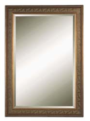 Uttermost 14227 Tronzano Gold Mirror