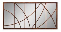 Uttermost 14530 Loudon Large Bronze Mirror
