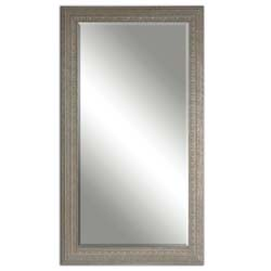 Uttermost 14603 Malika Antique Silver Mirror