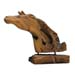Uttermost 17083 Teak Horse Sculpture