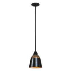 Uttermost 21959 Madera Oil Rubbed Bronze Mini Pendant