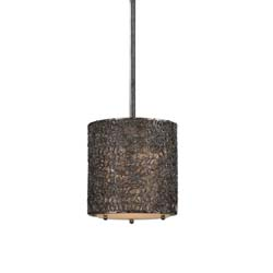 Uttermost 21993 Sedilo 1 Light Mini Pendant