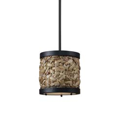 Uttermost 21995 Calameae 1 Light Mini Pendant