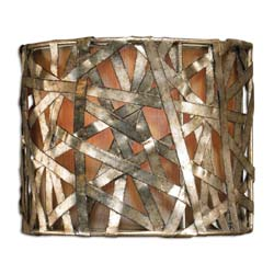 Uttermost 22464 Alita Champagne 1 Light Wall Sconce