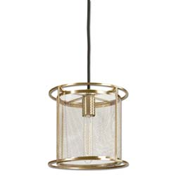 Uttermost 22496 Vairano 1 Light Bronze Wall Sconce