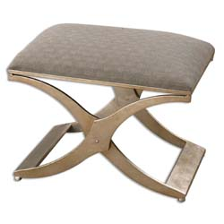 Uttermost 23207 Kiah Modern Small Bench