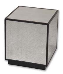 Uttermost 24091 Matty Mirrored Cube Table