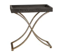 Uttermost 24240 Valli Tray Accent Table