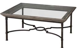 Uttermost 24291 Huxley Wooden Coffee Table