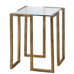Uttermost 24368 Mirrin Accent Table